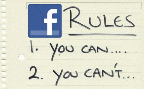 Διαγωνισμοί στο Facebook – Κανόνες