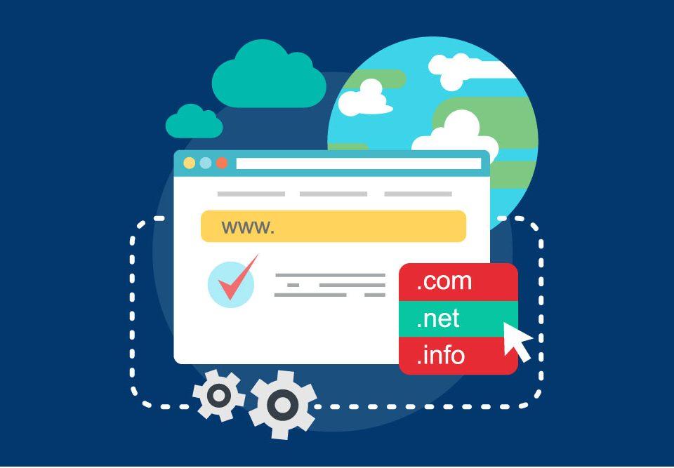 επιλέξετε το domain name σας