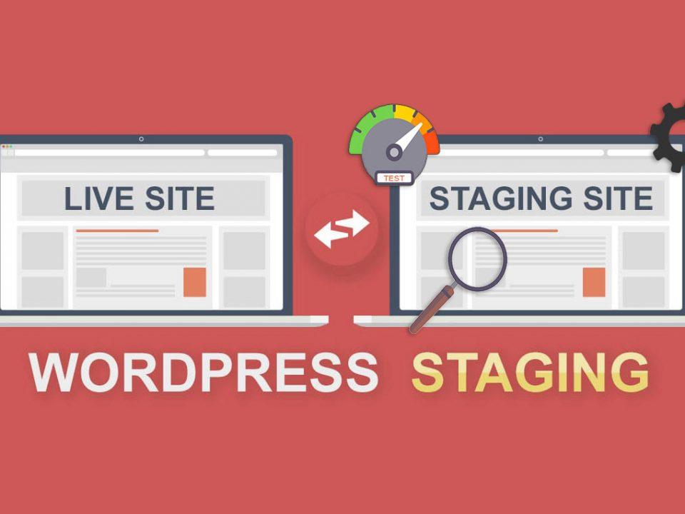 Τι είναι το staging site;